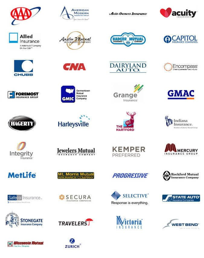 Insurance companies that Couri represents